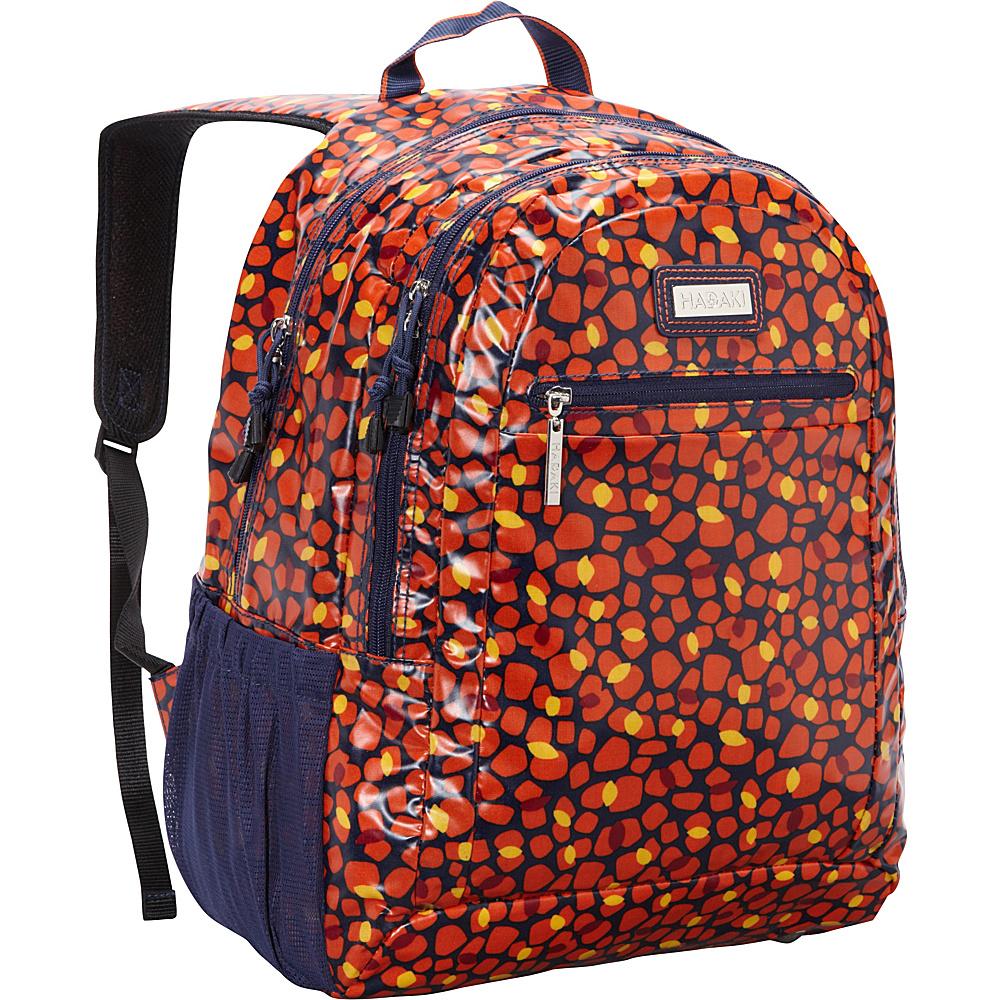 Hadaki Coated Cool Backpack Arabesque Pebbles - Hadaki Everyday Backpacks - Backpacks, Everyday Backpacks