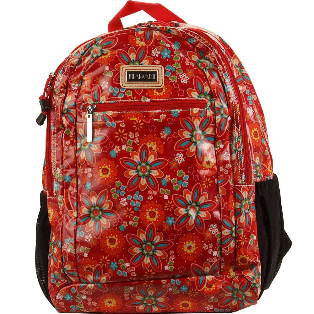 Hadaki Coated Cool Backpack Primavera Floral - Hadaki Everyday Backpacks - Backpacks, Everyday Backpacks
