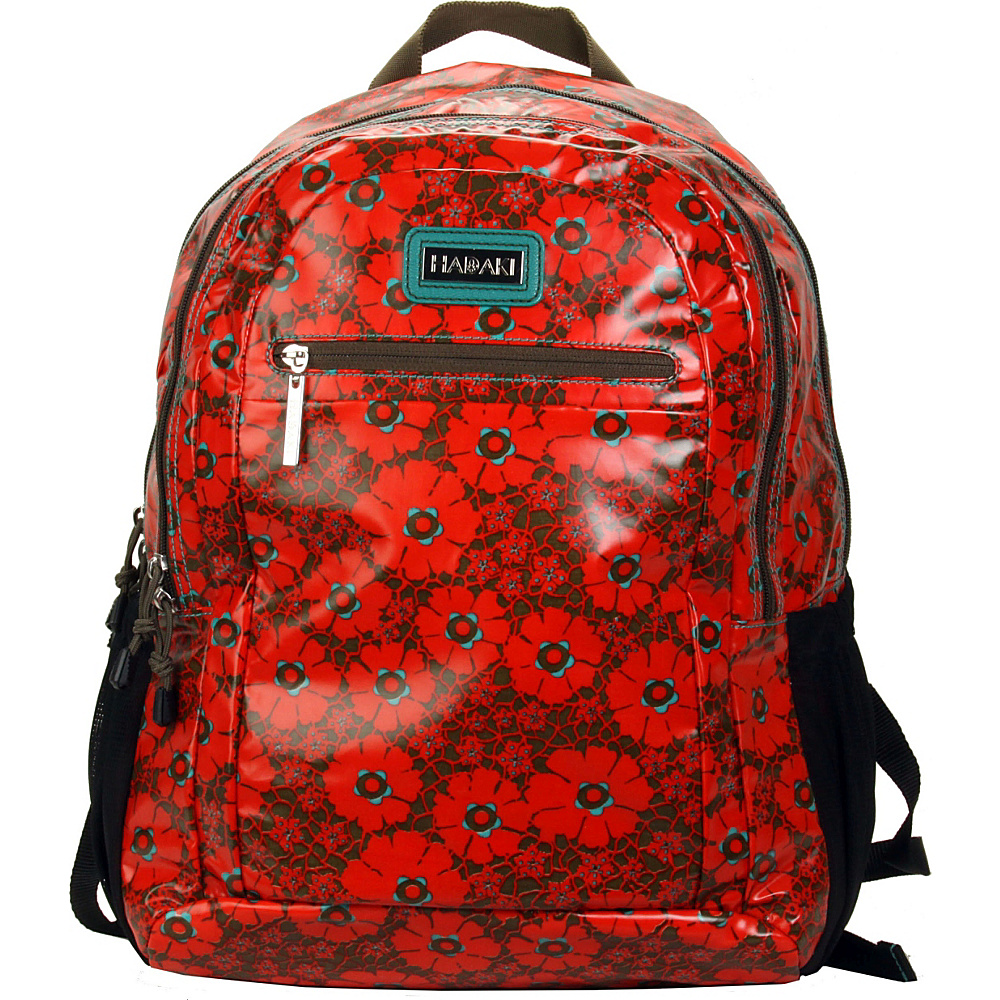 Hadaki Coated Cool Backpack Primavera Lacey - Hadaki Everyday Backpacks - Backpacks, Everyday Backpacks