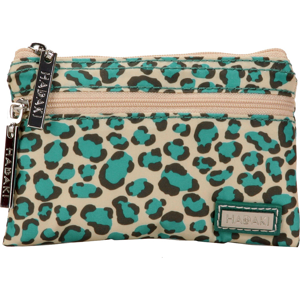 Hadaki Nylon Jewelry Pouch Primavera Cheetah - Hadaki Travel Organizers - Travel Accessories, Travel Organizers