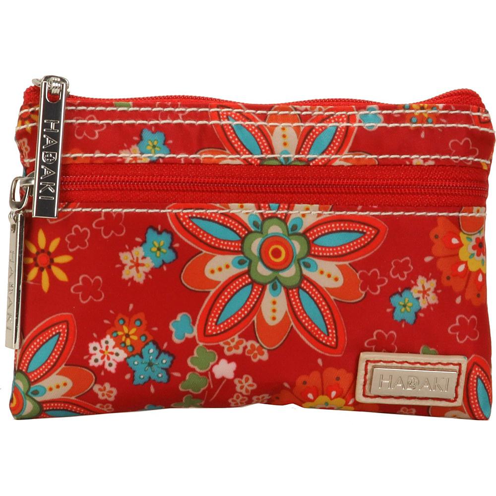 Hadaki Nylon Jewelry Pouch Primavera Floral - Hadaki Travel Organizers - Travel Accessories, Travel Organizers