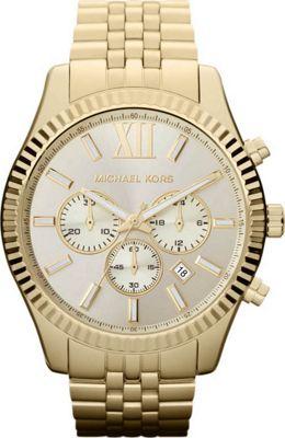 Michael Kors Watches Lexington MK8281 Watch Gold - Michael Kors Watches Watches