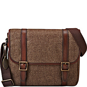Estate EW iPad City Bag Multi Brown