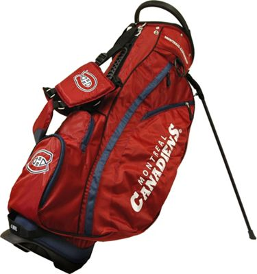 Team Golf USA NHL Montreal Canadiens Fairway Stand Bag Red - Team Golf USA Golf Bags