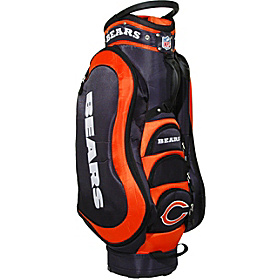 NFL Chicago Bears Medalist Cart Bag Blue