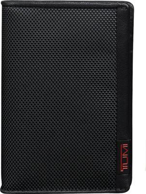 Tumi Alpha Multi Window Card Case Black - Tumi Men's Wallets