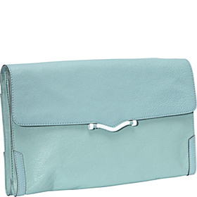 Big Honey Clutch Mint