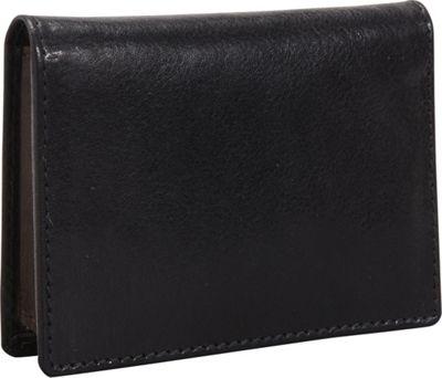 Dopp RFID Black Ops Executive Two-Fold Wallet Black - Dopp Men's Wallets