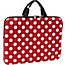 Red with White Dots - $18.99