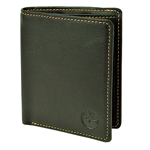 Timberland Wallets Block Island Leather Twofold Wallet Brown - Timberland Wallets Mens Wallets