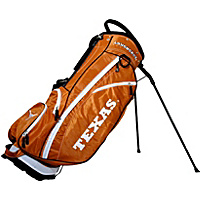 Team Golf NCAA University of Texas Longhorns Fairway Stand Bag Orange - Team Golf Golf Bags