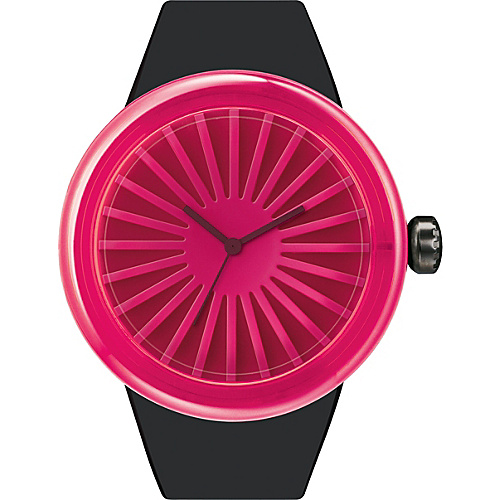 o.d.m. Watches Arco Black/Pink - o.d.m. Watches Watches
