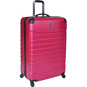Voyager 30'' Hardside Spinner Raspberry