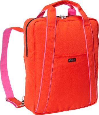 Ice Red AVA Laptop Backpack Red - Ice Red Business & Laptop Backpacks