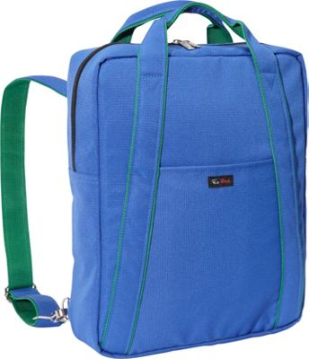 Ice Red AVA Laptop Backpack Blue - Ice Red Business & Laptop Backpacks