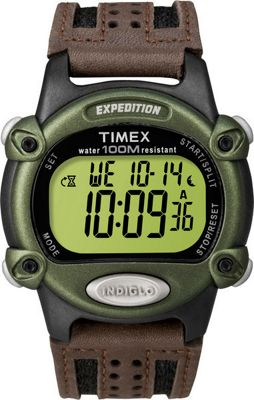 Timex Men's Expedition Watch Green - Timex Watches