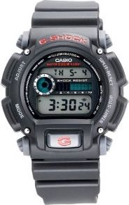 Casio Casio Men's G-Shock Classic Digital Watch Black - Casio Watches