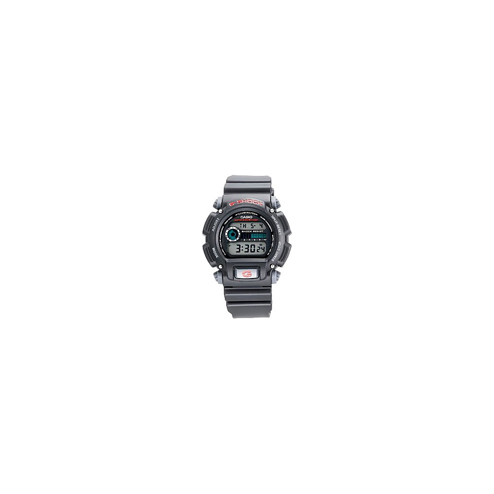 Casio Men's G-Shock Classic Digital Watch Black - Casio Watches