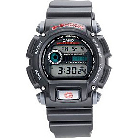 Men's G-Shock Classic Digital Watch  Black