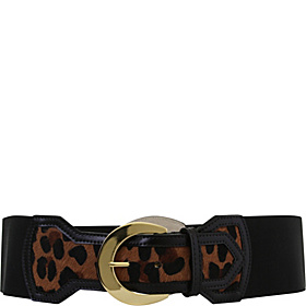 Robertsn Mtl Buckle Elastic Toffee - Medium/Large
