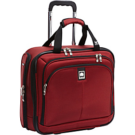 Helium Ultimate Trolley Tote Burgundy