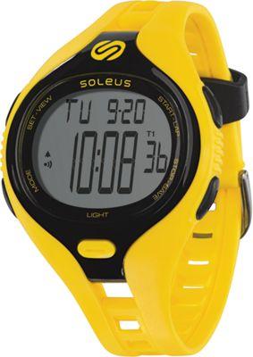 Soleus Dash Lg Yellow/black - Soleus Watches