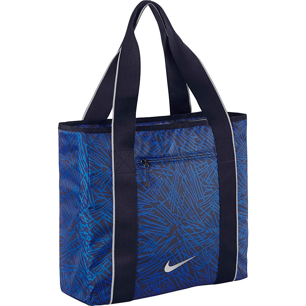 Nike Legend Track Tote 2.0 OBSIDIAN/GAMERL/(M SILV) - Nike Gym Duffels