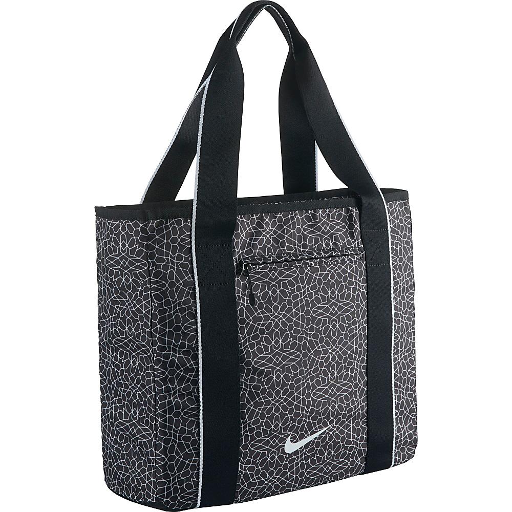 Nike Legend Track Tote 2.0 Black/Black/White - Nike Gym Bags