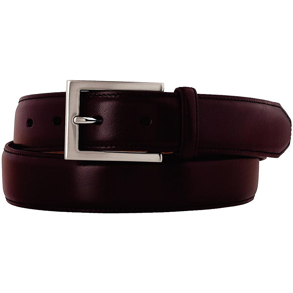 Johnston Murphy Dress Belt Burgundy 40 Johnston Murphy Other Fashion Accessories