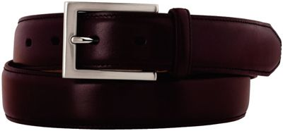 Johnston & Murphy Dress Belt 34 - Burgundy - Size 34 - Johnston & Murphy Other Fashion Accessories