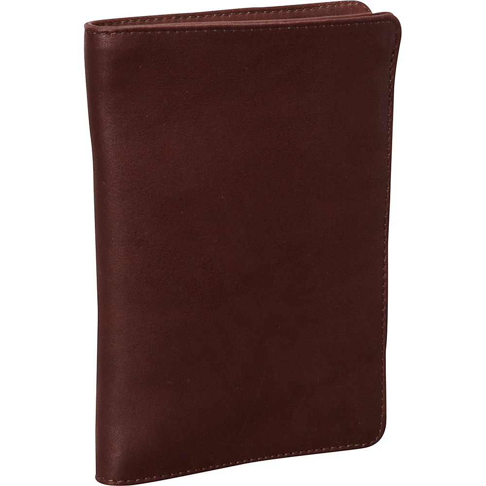 Derek Alexander NS Breast Pocket Travel Wallet Brown - Derek Alexander Travel Wallets - Travel Accessories, Travel Wallets