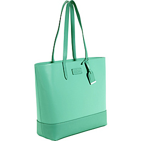 Reflective Tote Green Thumb