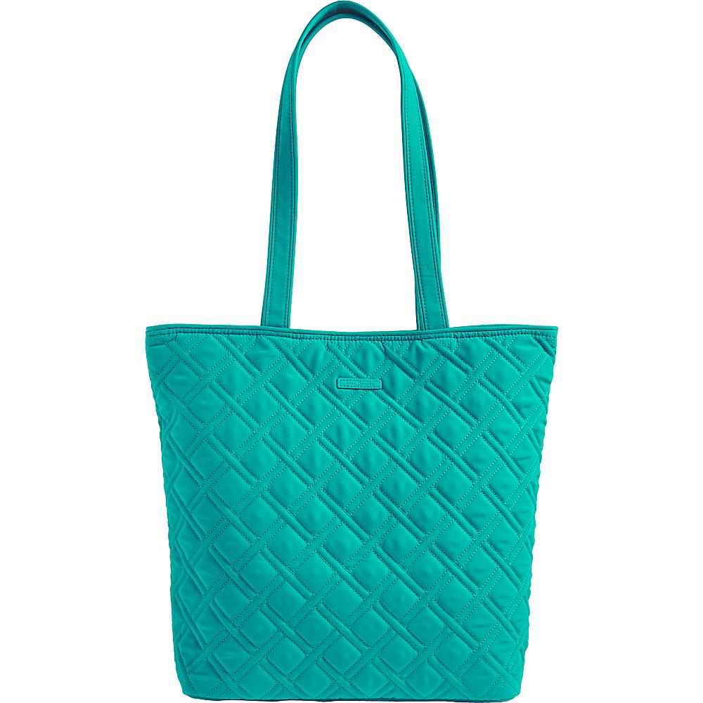 Vera Bradley Tote - Solids Turquoise Sea - Vera Bradley Fabric Handbags - Handbags, Fabric Handbags