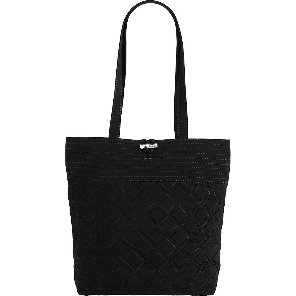 Vera Bradley Tote - Solids Black - Vera Bradley Fabric Handbags
