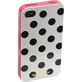 La Pavillion iPhone 4/4s Case Black/White/Pink