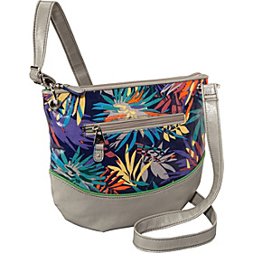 Tropical Dreams Crossbody Navy