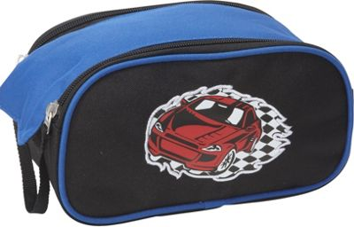 Obersee Kids Toiletry and Accessory Bag - Racecar Racecar - Obersee Toiletry Kits 10236845