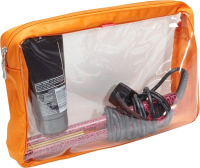 baggallini Clear Trio Baggs Packing Aids Black/Sand - baggallini Travel Organizers