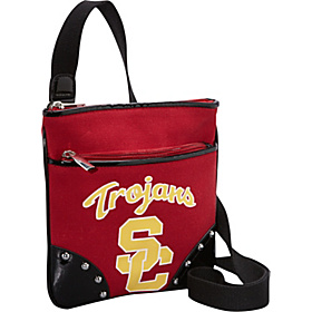 University of Southern California Trojans Cross Body Bag Red