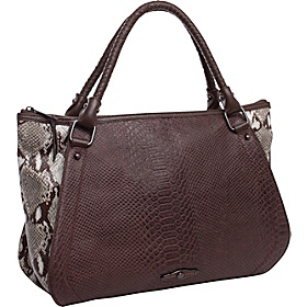 Marcela Shopper Cocoa Exotic