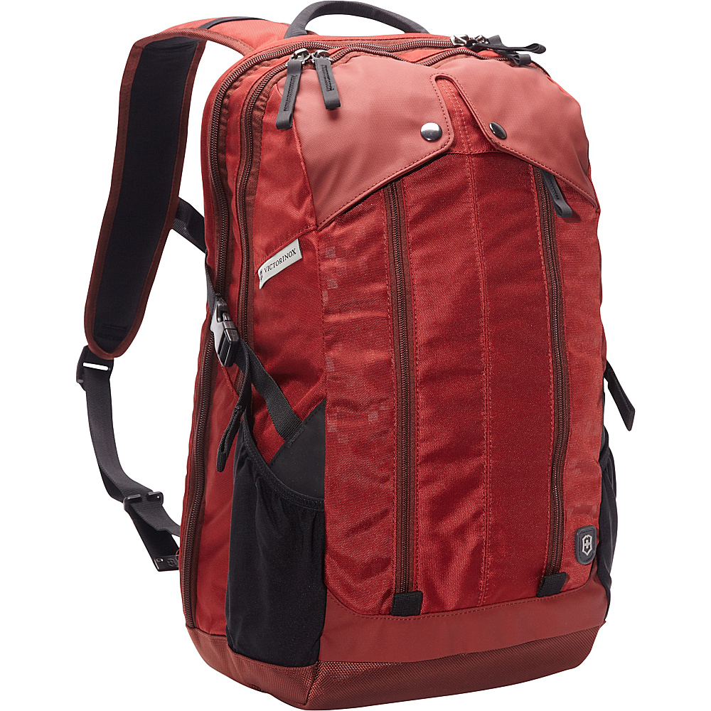 Victorinox Altmont 3.0 Slimline Laptop Backpack Red Victorinox Business Laptop Backpacks