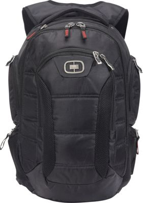 OGIO Bandit Laptop Backpack - 17 inch Black - OGIO Business & Laptop Backpacks