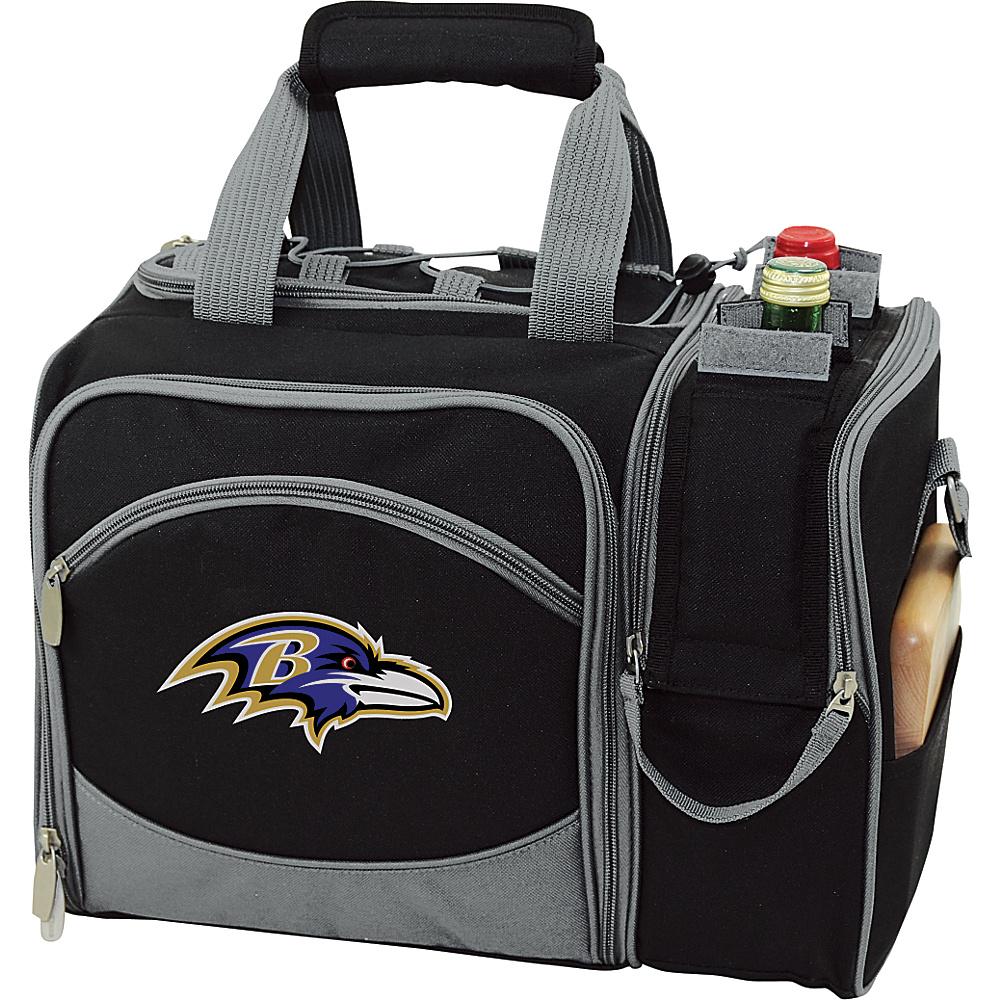 Picnic Time Baltimore Ravens Malibu Insulated Picnic Pack Baltimore Ravens - Picnic Time Outdoor Coolers - Outdoor, Outdoor Coolers