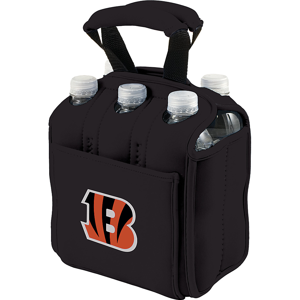 Picnic Time Cincinnati Bengals Six Pack Cincinnati Bengals - Picnic Time Outdoor Accessories - Outdoor, Outdoor Accessories