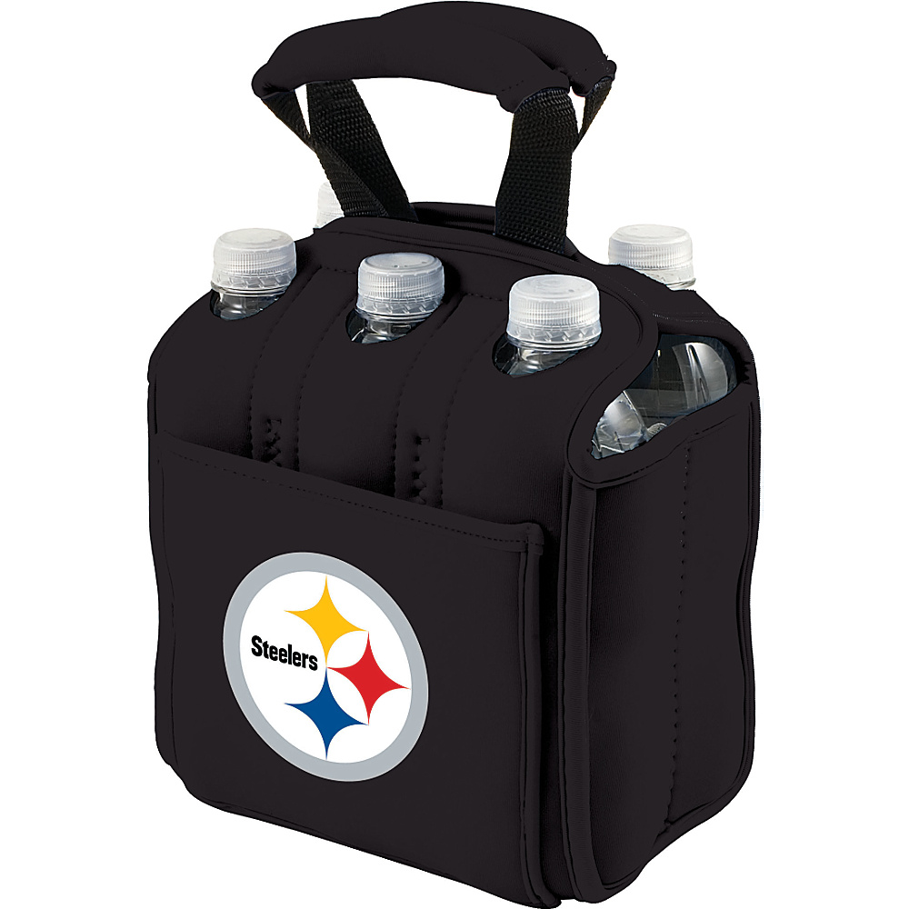 Picnic Time Pittsburgh Steelers Six Pack Pittsburgh Steelers - Picnic Time Outdoor Accessories - Outdoor, Outdoor Accessories