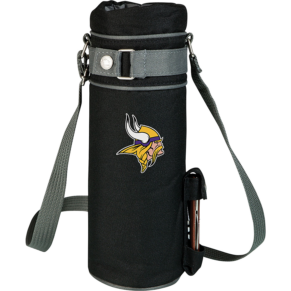 Picnic Time Minnesota Vikings Wine Sack Minnesota Vikings - Picnic Time Outdoor Accessories - Outdoor, Outdoor Accessories