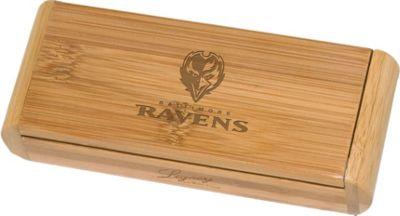 Picnic Time Baltimore Ravens Elan Bamboo Corkscrew Baltimore Ravens - Picnic Time Outdoor Accessories