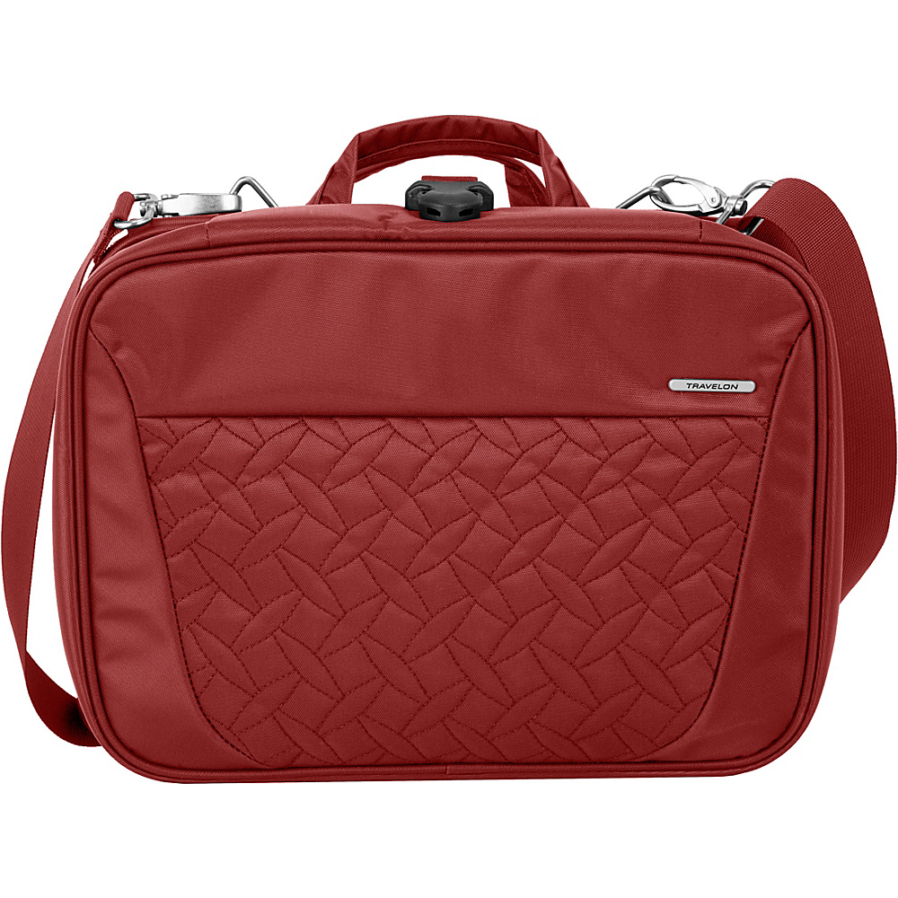 Travelon Total Toiletry Kit - Exclusive Colors Poppy - Exclusive Color - Travelon Toiletry Kits - Travel Accessories, Toiletry Kits