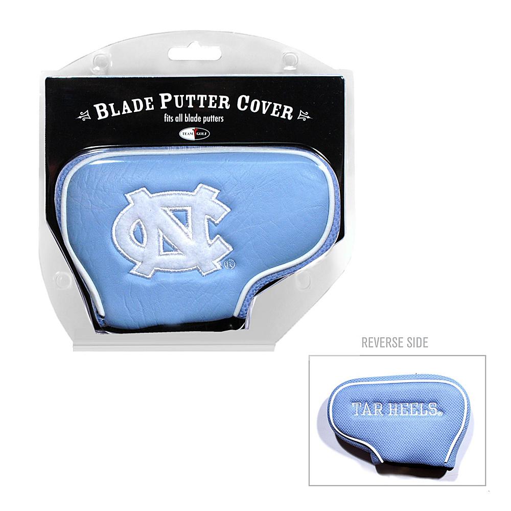 Team Golf USA University of North Carolina Tar Heels Blade Putter Cover Team Color - Team Golf USA Golf Bags