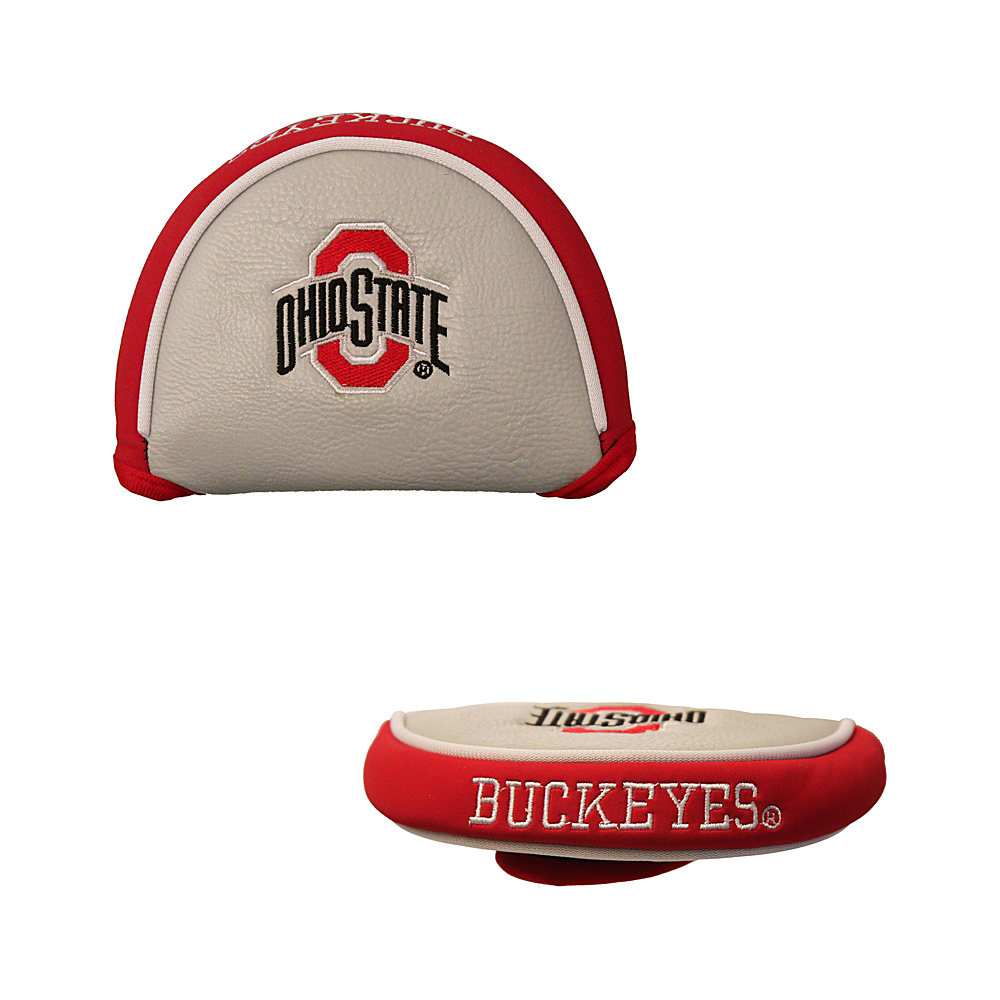 Team Golf USA Ohio State University Buckeyes Mallet Putter Cover Team Color - Team Golf USA Golf Bags